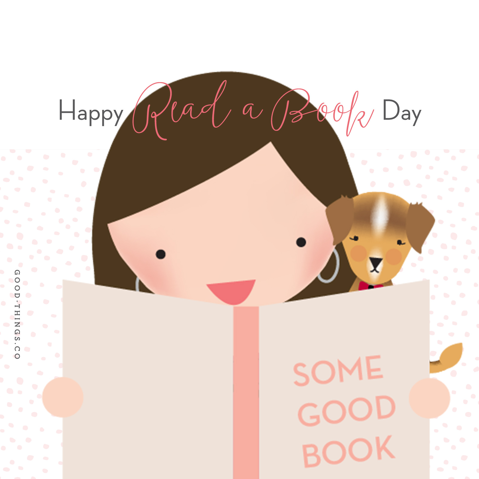 Happy Read a Book Day